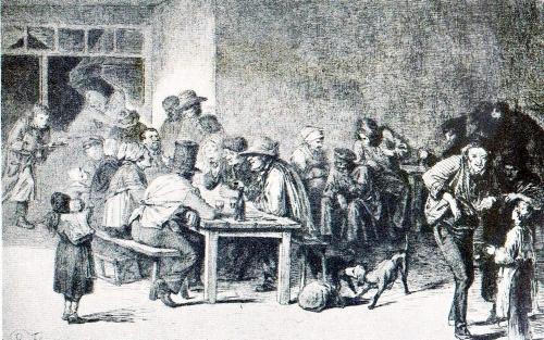 CABARET AU MILIEU DU XIXème SIECLE.jpg